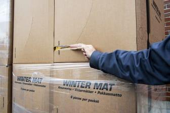 ISOVER Winter Mat – Vinter- & Betongtäckmatta