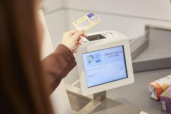 An der dm-Kasse können weiterhin PAYBACK-Punkte gesammelt werden.