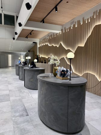 Quality Hotel Arlanda XPO Reception