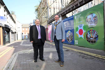 Council seeking views on proposals to invest in the regeneration of Larne.JPG