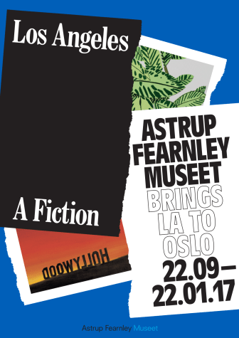 Pressemelding: Los Angeles - A Fiction 22.09.16 - 22.01.17 på Astrup Fearnley Museet