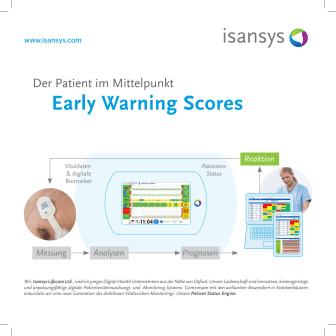 Der Patient im Mittelpunkt - Early Warning Scores