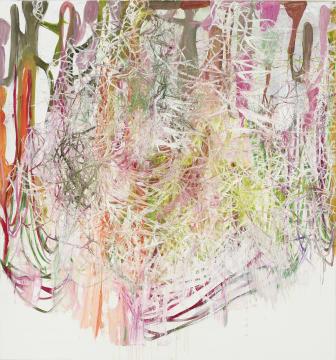 Olav Christopher Jenssen, The Talpa Paintings No. 04, 2014