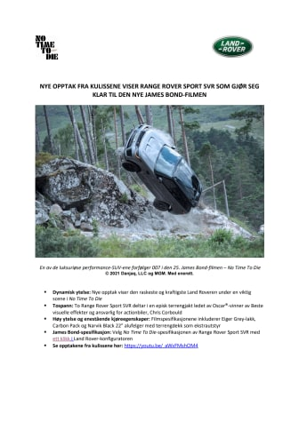 PRESSEMELDING_Bond No Time To Die x Range Rover Sport SVR.pdf