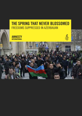 Azerbaijdzjan:Ungdomsaktivister gripna och misshandlade