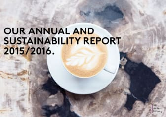Annual and sustainability report 2015/2016