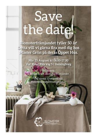 Inbjudan_Blomsterfrämjandet_Öppethus