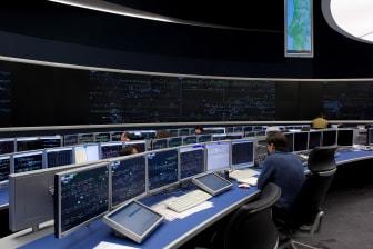 Thales GTS's Operational Control Centre, Lisbon