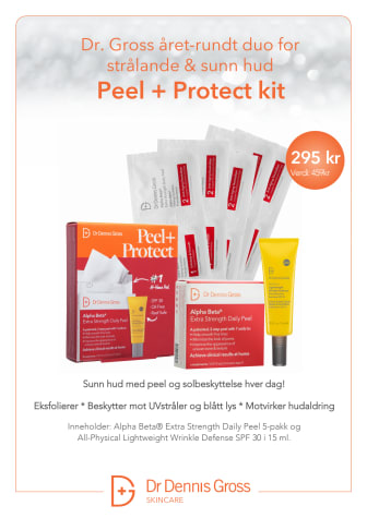 Dr Dennis Gross Peel + Protect NO