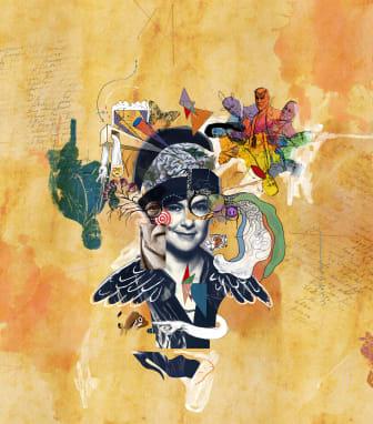 Anna Freud, Djävulsflickan och Jaget – Örebro Teater