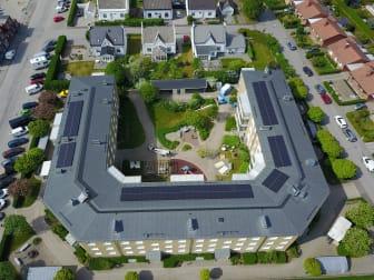 Brf Tornväktaren IV i Ystad