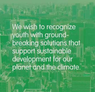Nominate - Children's Climate Prize 2020