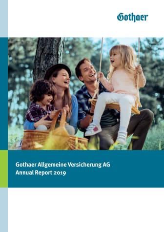 Business year 2019 : Gothaer Allgemeine - English Version