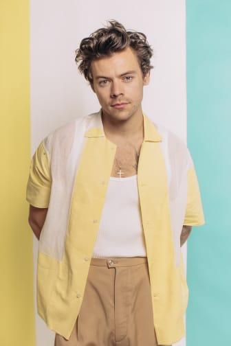 Harry Styles - pressbild