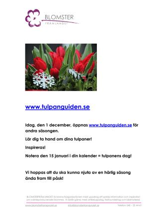 www.tulpanguiden.se