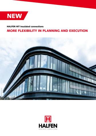 Halfen HIT - mer flexibilitet i planering och utförande