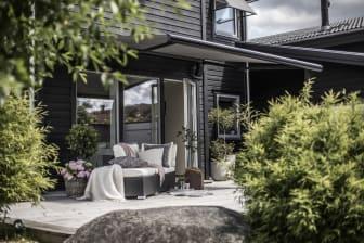 Terrasse markise