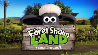 Fåret Shaun och flockens avresa mot Skånes Djurpark