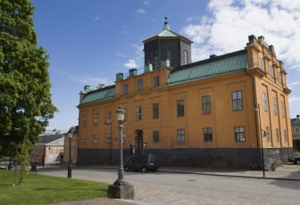 Gamla gymnasiet i Karlstad.
