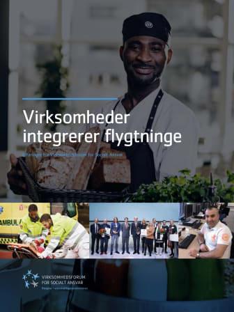 Inspirationskatalog: Virksomheder integrerer flygtninge