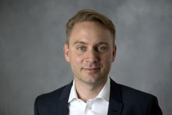 Magnus Göransson vd på Roche Diagnostics i Sverige