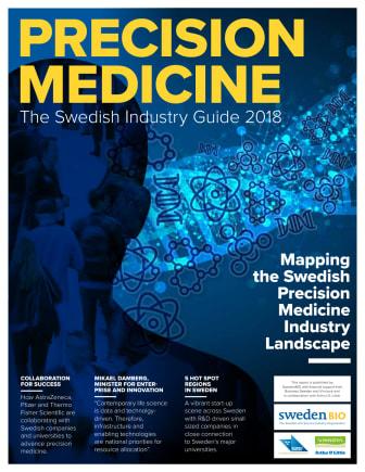 Precision Medicine - The Swedish Industry Guide 2018