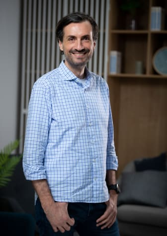 Alex bratu, Country Manager JYSK Romania and Bulgaria