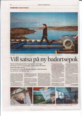 Säröhus vill lyfta Särö till den badort det en gång var.