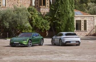 Porsche Taycan Cross Turisme