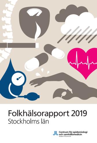 Folkhälsorapport 2019