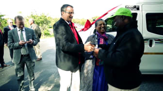 Discovery Childsafe SA Safe Travel to School programme awards