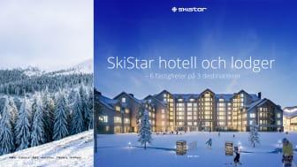 SkiStar hotell lodger fakta