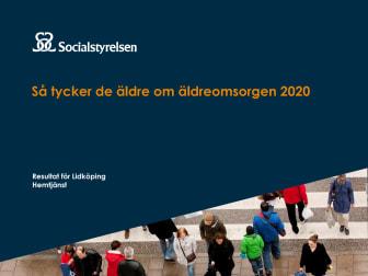 Äldre om hemtjänst Övergripande Lidköping - 2020.pdf