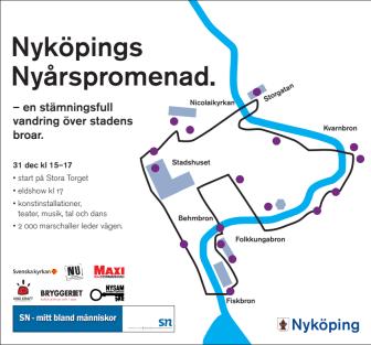 Nyköpings Nyårspromenad