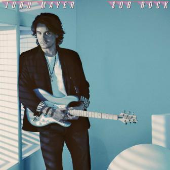 John Mayer Sob Rock Album cover
