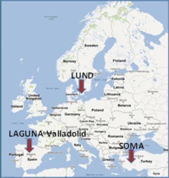 Cityfied i Europa