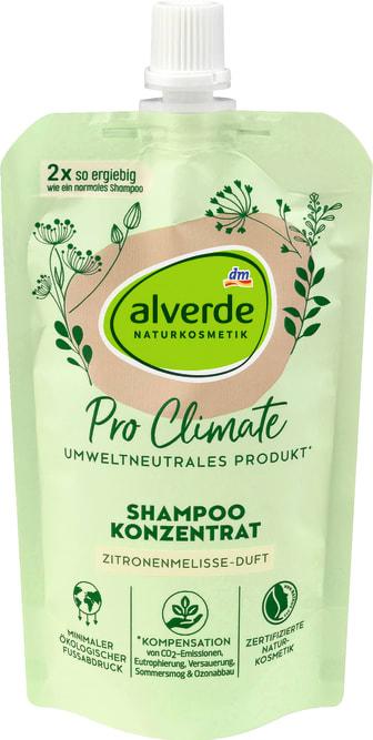 alverde Pro Climate Shampoo Konzentrat