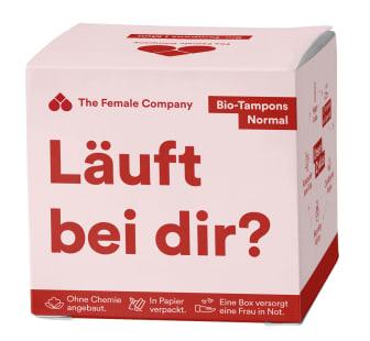 Bio Tampon-Box Normal