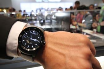 IFA-messen 2014 - LGs G Watch R