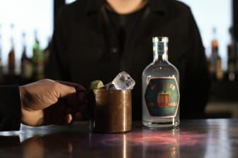 Mixtales Moscow Mule bartender