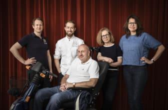 Jury Nyskaparstipendiet 2018