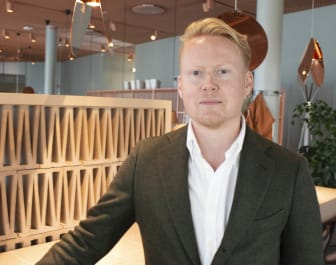 Thomas Söderstedt, ny CFO på Best Western Hotels & Resorts