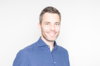 Andreas Thorsheim, administrerende direktør i Otovo (foto: Otovo)