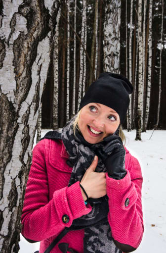 Mobilbruk i vinterkulda