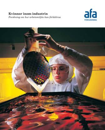 Kvinnors arbetsmiljö inom industrin