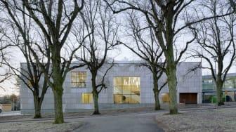 Årets Arkitektur krematorium erseus