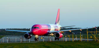 The Hungarian carrier Wizz Air continues to expand.