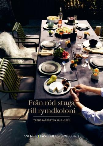 Tredrapporten 2018 - Från röd stuga till rymdkoloni