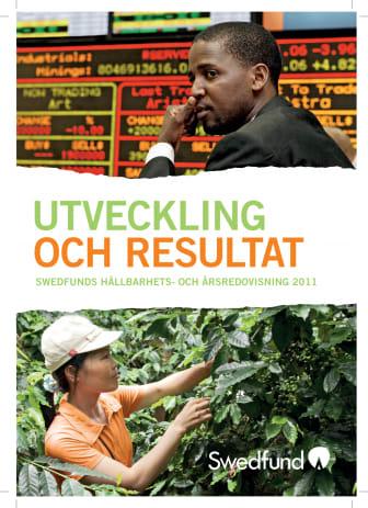 Hållbarhets- och årsredovisning 2011