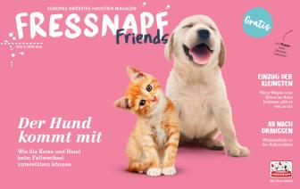 Die aktuelle Ausgabe der FRESSNAPF Friends auch hier